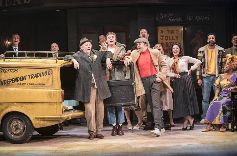 Photo of Only Fools and Horses: The Musical – Theatre Royal Haymarket, London