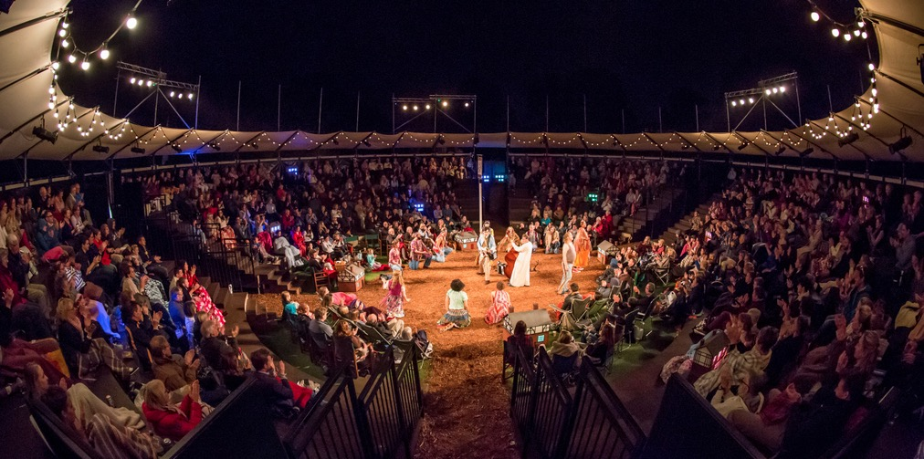 Photo of The Tempest – Grosvenor Park Open Air Theatre, Chester
