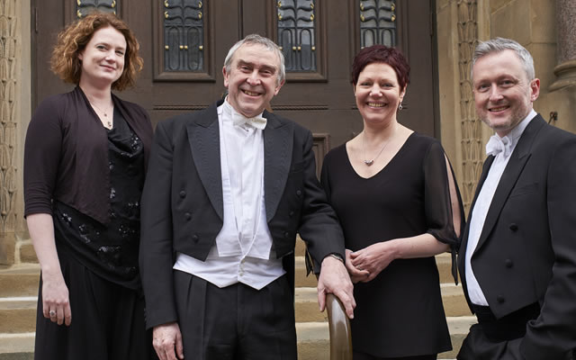 Photo of Dvorak/Schubert Quintets – Howard Assembly Room, Leeds