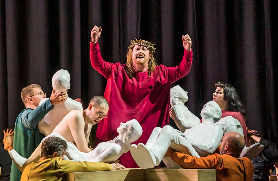 Photo of Opera North: The Greek Passion- The Lowry, Salford