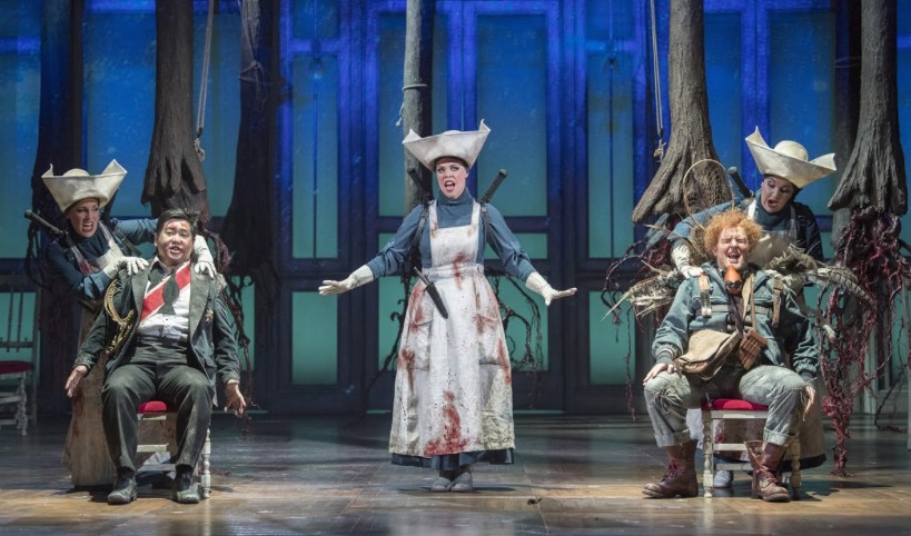 Photo of Opera North: The Magic Flute – The Lowry, Manchester