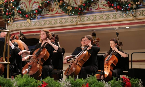Photo of Opera North Christmas Concert – Dewsbury Town Hall