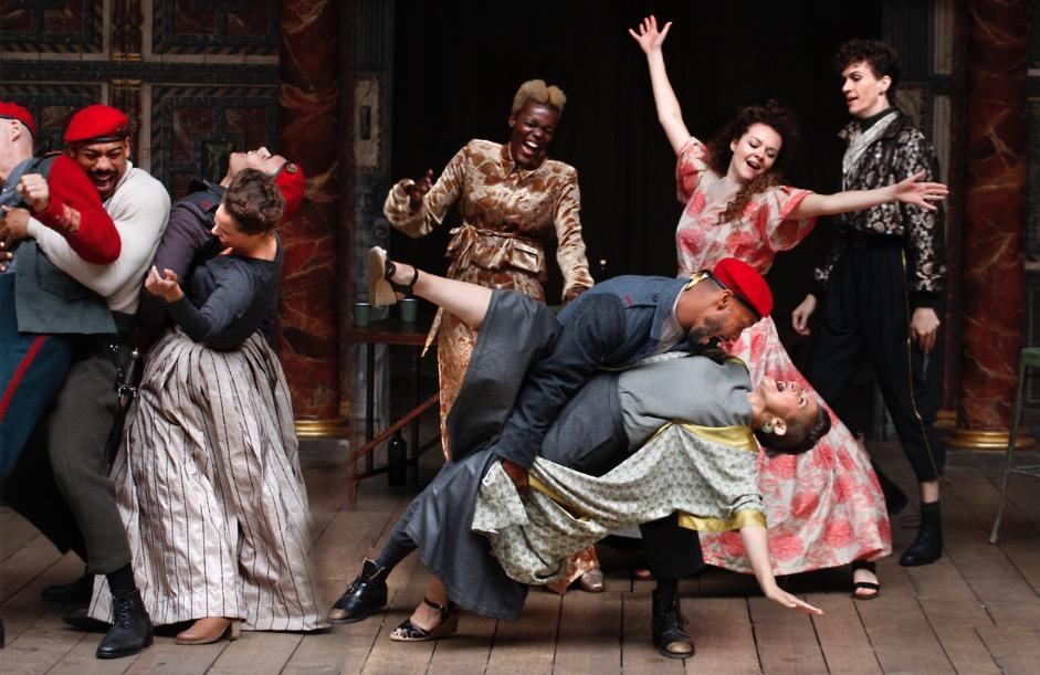 Photo of Othello – Shakespeare's Globe, London