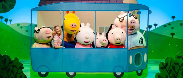 Photo of Peppa Pig's Adventure – West Yorkshire Playhouse, Leeds