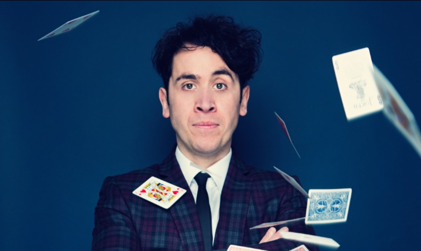 Photo of Pete Firman: Marvels – The Lowry, Salford