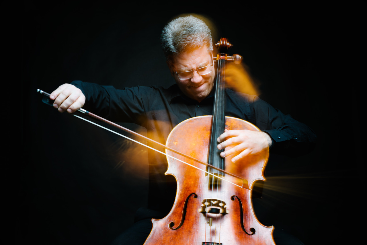 Photo of FIFTY WORD FRINGE PITCH…Cello on Fire