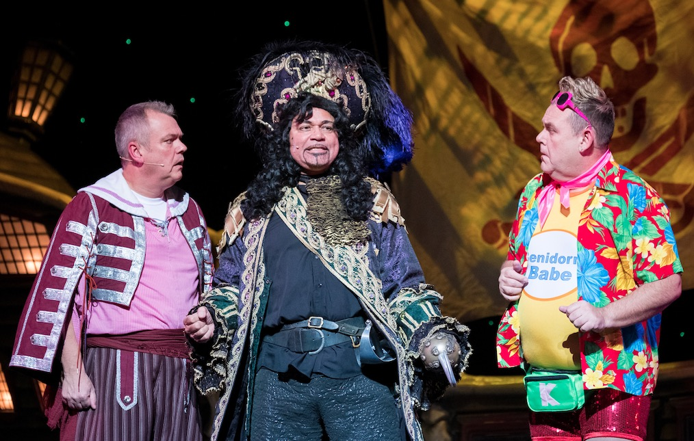 Photo of Peter Pan – Liverpool Empire