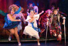 Photo of Peter Pan Goes Wrong – Storyhouse, Chester