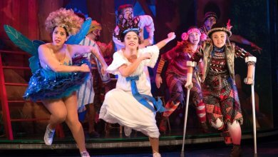 Photo of Peter Pan Goes Wrong – Festival Theatre, Edinburgh