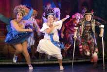 Photo of Peter Pan Goes Wrong – The Alexandra, Birmingham