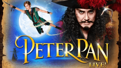 Photo of Peter Pan Live! – The Shows Must Go On