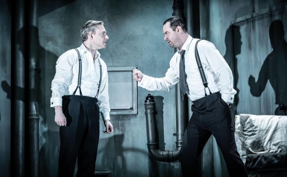 Photo of Pinter Seven: A Slight Ache / The Dumb Waiter – Harold Pinter Theatre, London