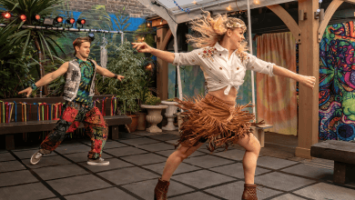 Photo of Pippin – Garden Theatre at the Eagle, London