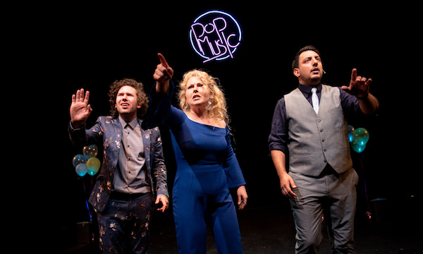 Photo of Pop Music – The DOOR, Birmingham REP