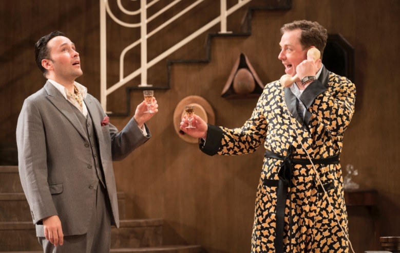 Photo of Present Laughter- Chichester Festival Theatre.