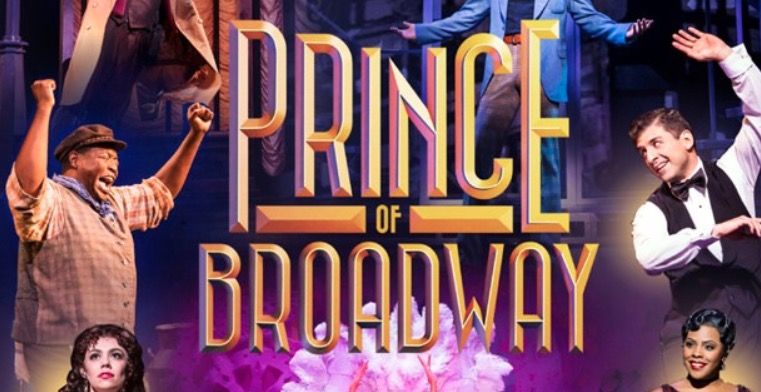 Photo of CD REVIEW: Prince of Broadway – 2017 Broadway Cast Recording