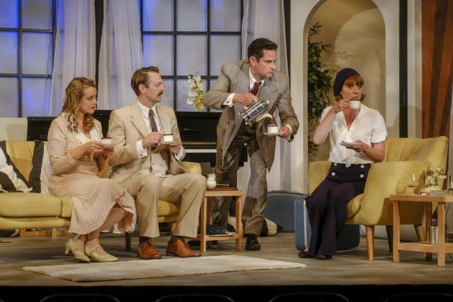 Photo of Private Lives – Esk Valley Theatre, Glaisdale