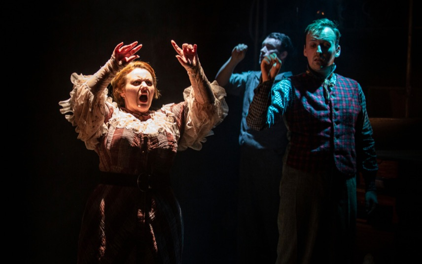 Photo of Queen of the Mist – Charing Cross Theatre, London