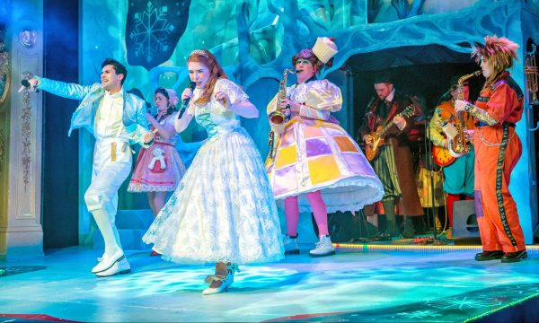 Photo of Red Riding Hood: The Rock 'n' Roll Panto – City Varieties Music Hall, Leeds