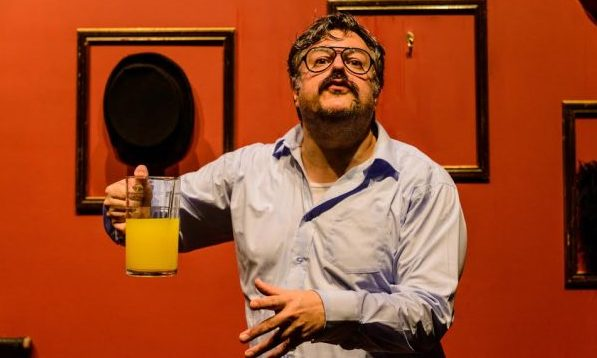 Photo of Oliver Reed: Wild Thing – King's Head Theatre, London