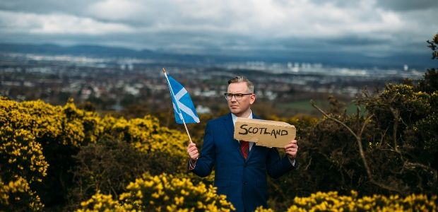 Photo of FIFTY WORD FRINGE PITCH…Kevin P. Gilday on his show Suffering from Scottishness