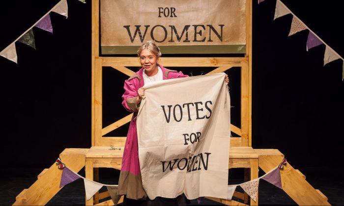 Photo of Revolting Women – Scarcroft Allotments, York