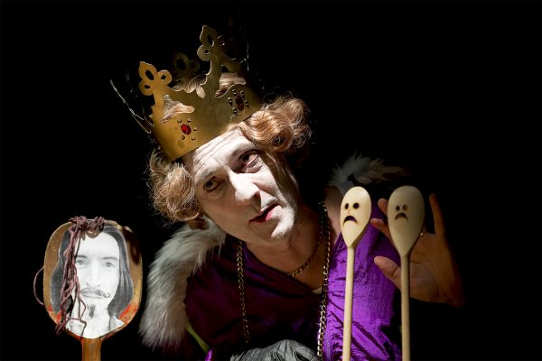 Photo of BRIGHTON FRINGE: The Life and Death of Puppet King Richard II – ONCA