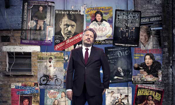 Photo of Richard Herring: The Best – The Old Rep, Birmingham