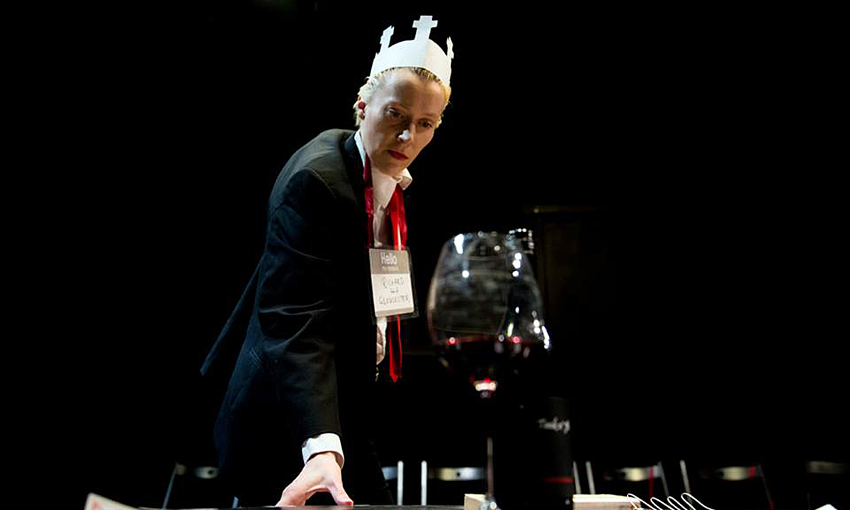 Photo of Richard III (a one-woman show) – Citizen's Theatre, Glasgow