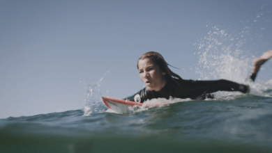 Ride the Wave - London Film Festival
