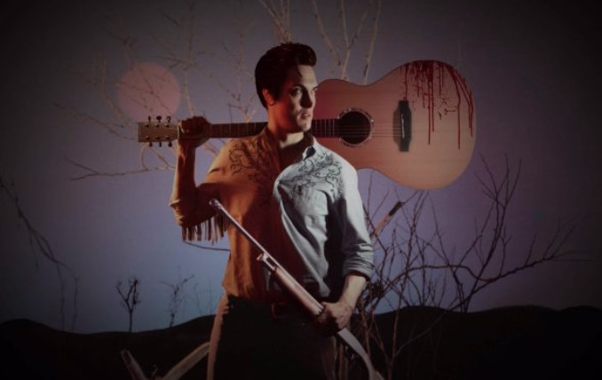 Photo of Rob Kemp: The Elvis Dead – The Lowry, Salford