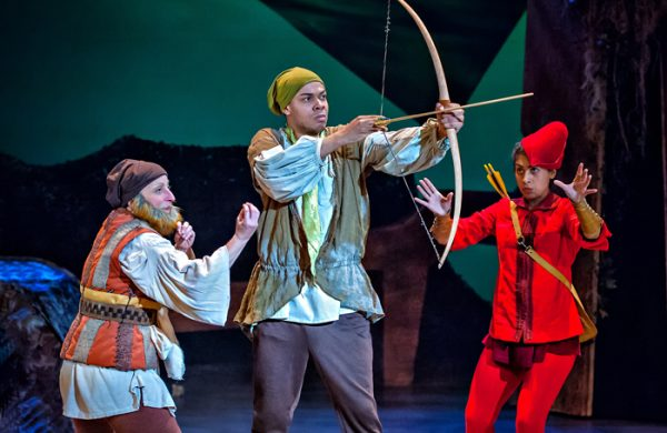 Photo of Robin Hood: The Arrow of Destiny – Theatre Royal, York