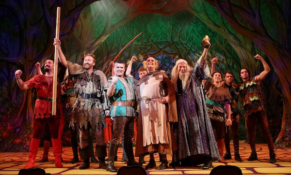 Photo of Robin Hood – Milton Keynes Theatre