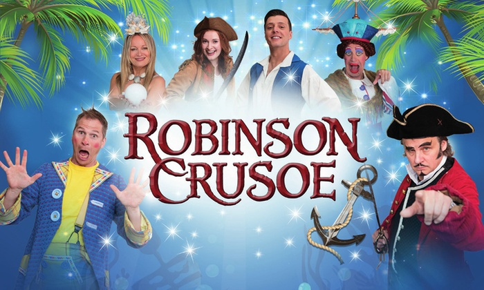 Photo of Robinson Crusoe – The Gala, Durham
