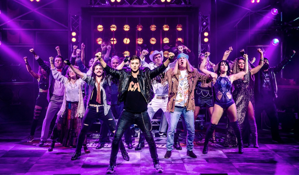 Photo of Rock of Ages – Opera House, Manchester.
