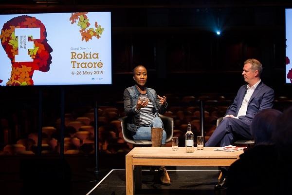 Photo of LAUNCH: Guest Director Rokia Traoré announces Brighton Festival 2019 program