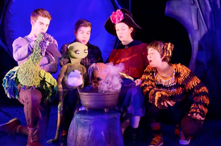 Photo of Room on the Broom – Lyric Theatre, London
