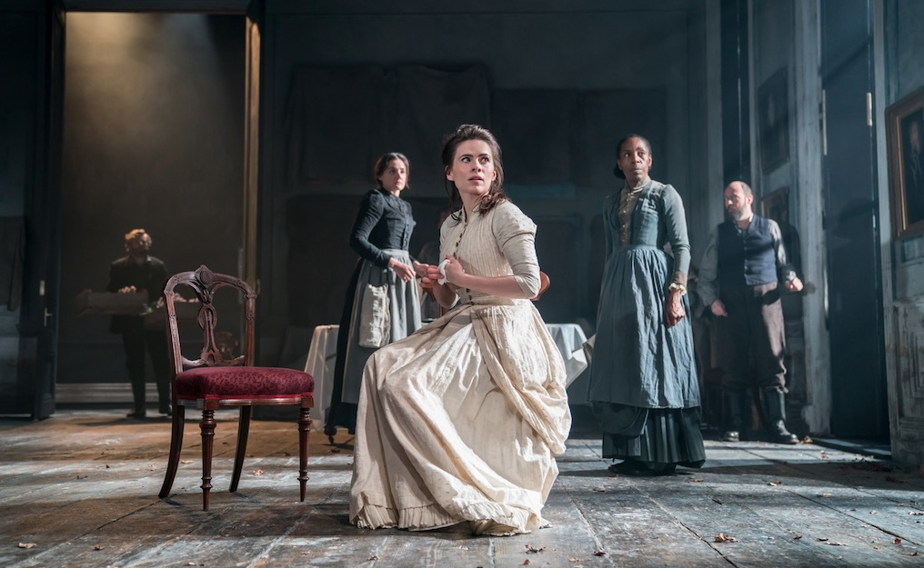 Photo of Rosmersholm – Duke of York's Theatre, London