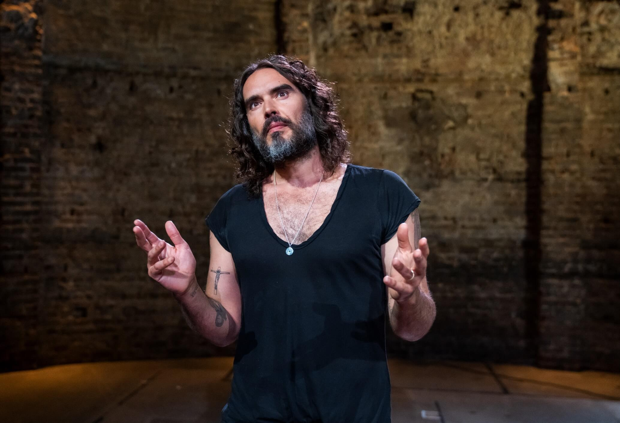 Russell Brand-Our Little Lives Shakespeare & Me