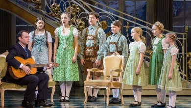 Photo of The Sound of Music – Alhambra Theatre, Bradford