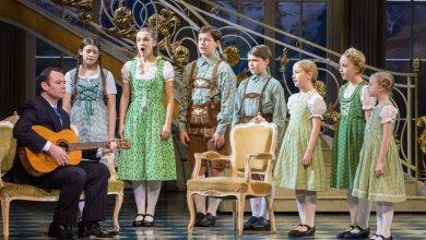 Photo of The Sound of Music – Alhambra Theatre, Bradford