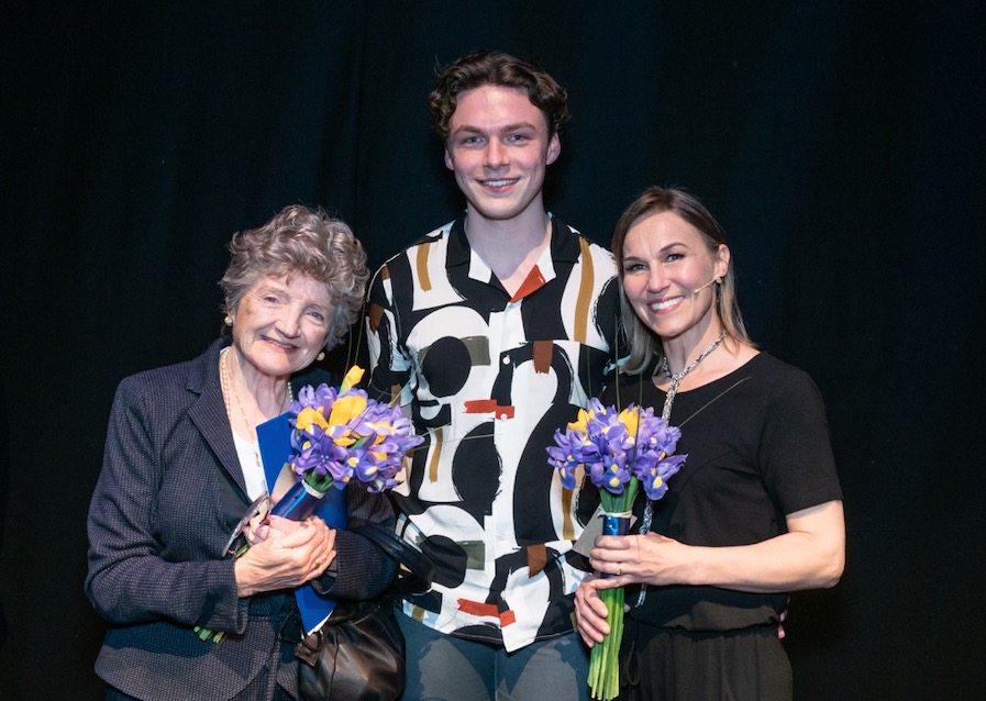 Photo of The Stephen Sondheim Society: Student Performer of the Year 2019 – Theatre Royal Haymarket, London