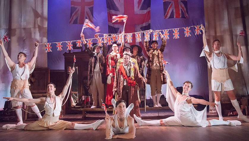 Photo of Sasha Regan's Iolanthe – Theatre Royal, Brighton