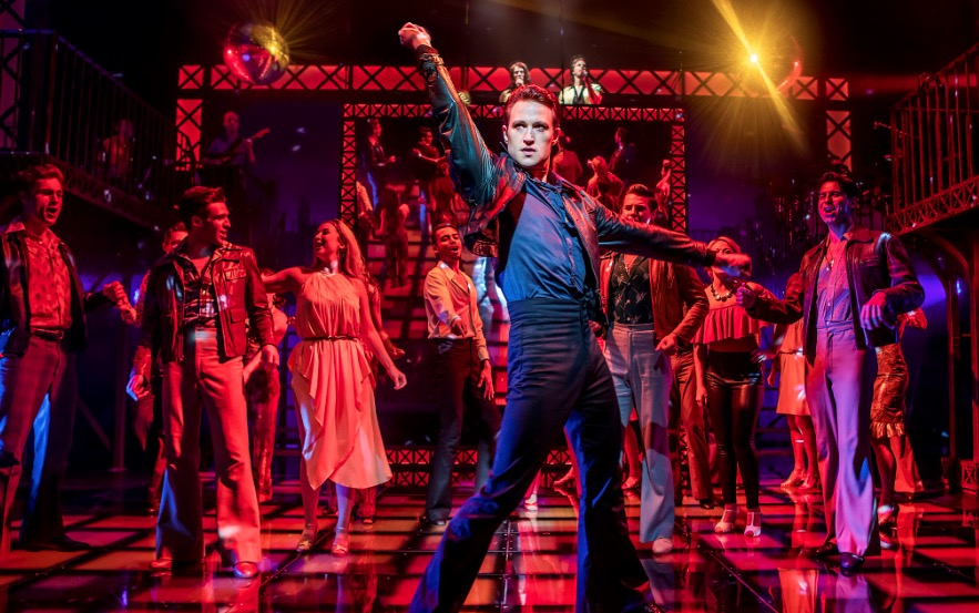 Photo of Saturday Night Fever – Edinburgh Playhouse
