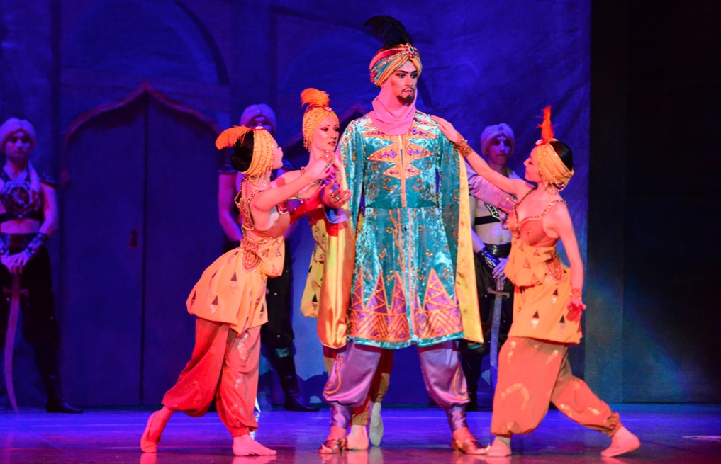 Photo of Scheherazade / Chopiniana – London Coliseum