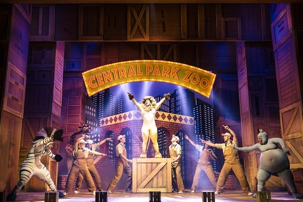 Photo of Madagascar the Musical – Marlowe Theatre, Canterbury