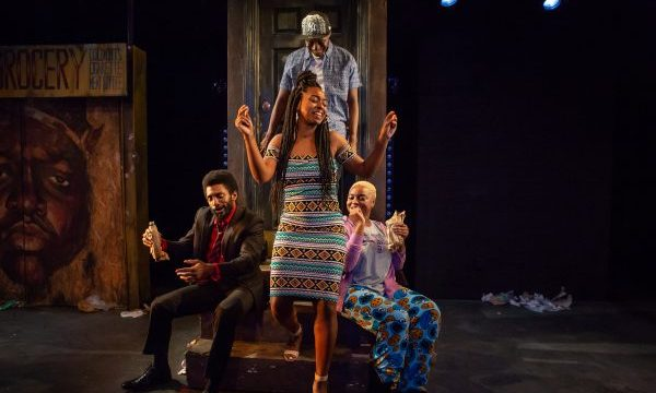 Photo of Scraps – The Flea Theater, New York