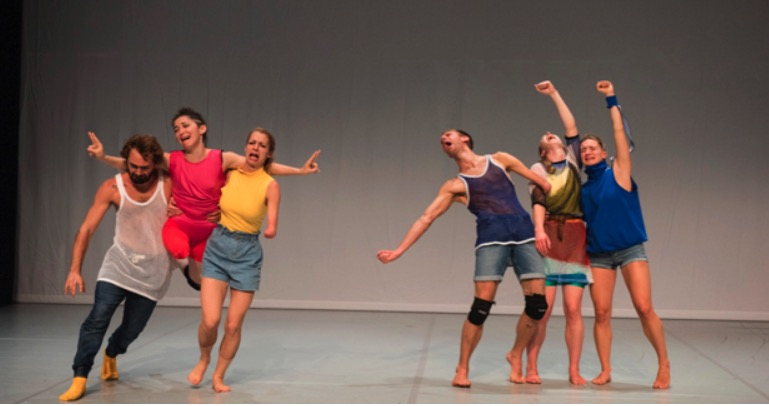 Photo of Candoco: Face In/Let's Talk About Dis – Sadler's Wells, London