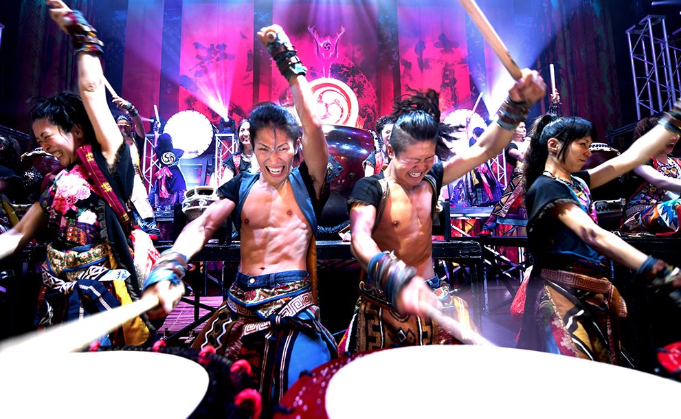 Photo of Yamato: The Drummers of Japan – Peacock Theatre, London