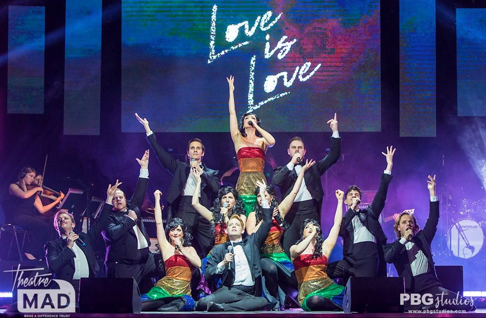 Photo of West End Eurovision  –  Adelphi Theatre, London